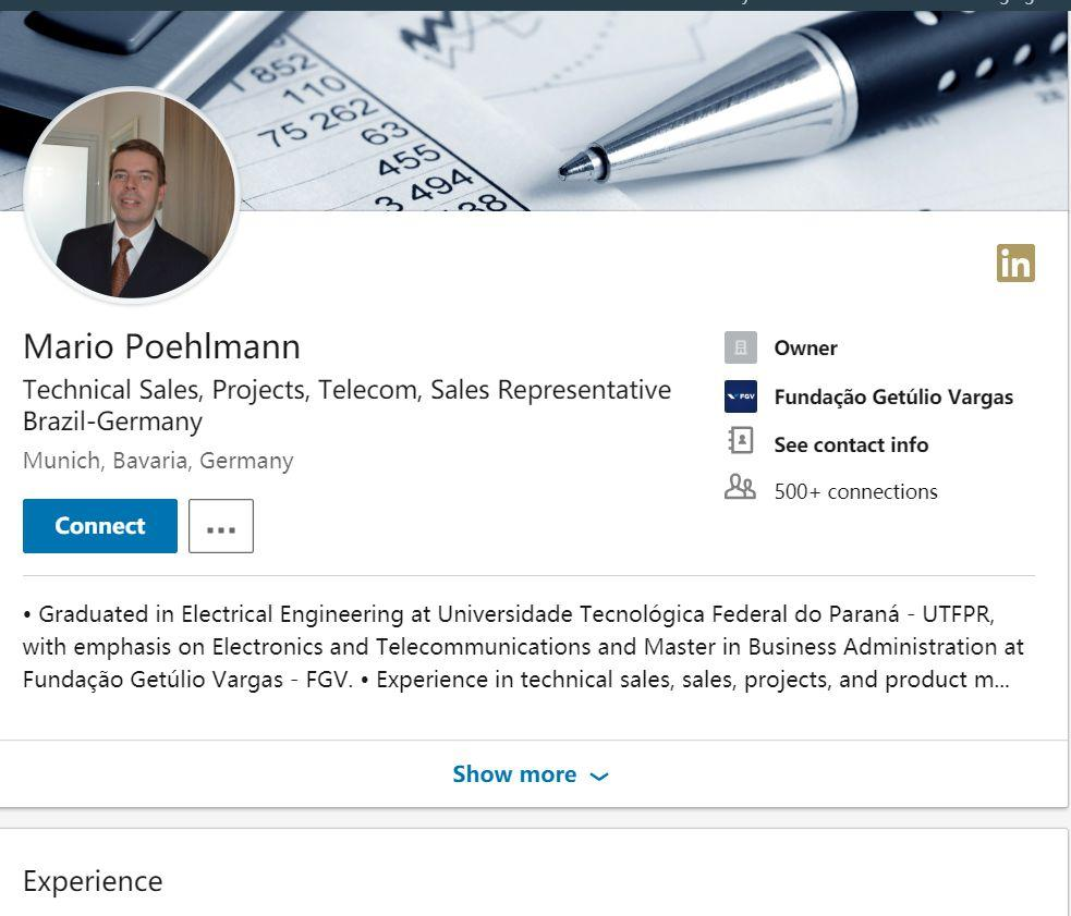 【转载】资深外贸人是如何利用LinkedIn来助力外贸业务的?
